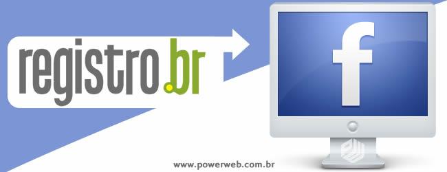 Redirecionar domínio pelo Registro.br